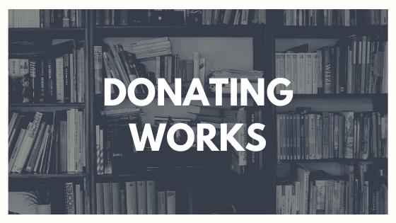 Doação de publicações (ENG)