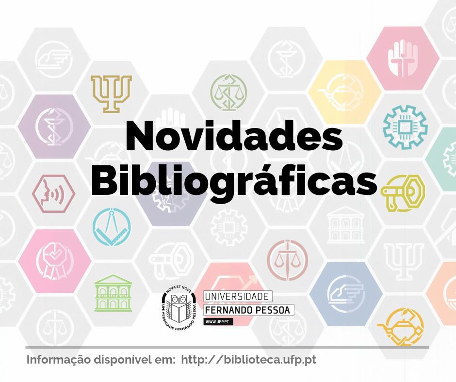 Novidades bibliograficas